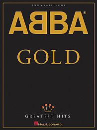 HAL LEONARD PVGPER ABBA GOLD GREATEST HIT